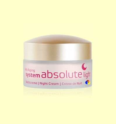 System Absolute Crema de Noche Light - Anne Marie Börlind - 50 ml