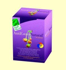 Anti Estrés Natural - 100% Natural - 60 cápsulas