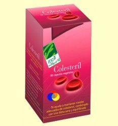 Colesteril - Colesterol - 100% Natural - 90 cápsulas vegetales
