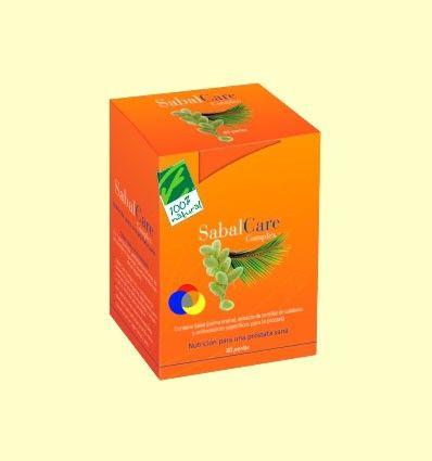 SabalCare - Próstata - 100% Natural - 60 perlas *
