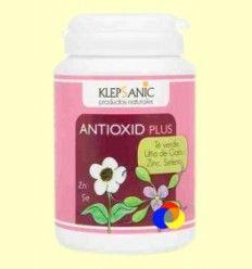 Antioxid Plus - Antioxidante - Klepsanic - 60 cápsulas