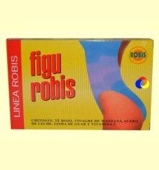 Figu - Control del Peso - Robis - 60 comprimidos