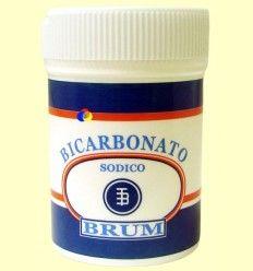 Bicarbonato Sódico - Brum Laboratorios - 175 gramos