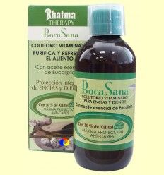 Colutorio Vitaminado Boca Sana - Rhatma Therapy - 300 ml