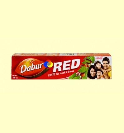 Pasta de dientes Red - Ayurveda - 100 gramos