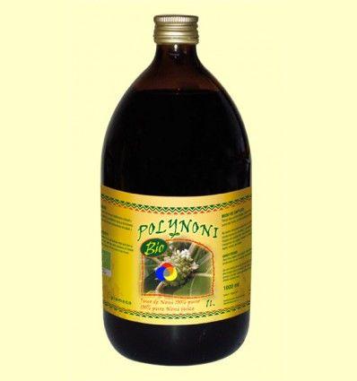 Polynoni Bio - Jugo de Noni Bio - Plameca - 1 litro
