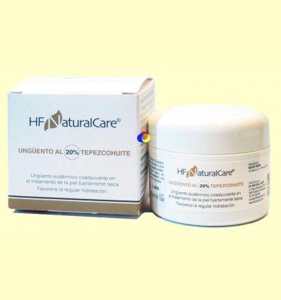 Ungüento al 20% Tepezcohuite - HF Natural Care - 50 ml