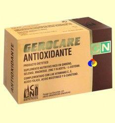 Gerocare Antioxidante - Dietéticos CN - 72 comprimidos