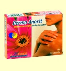 Dermo Anoxit - derbós - 30 cápsulas