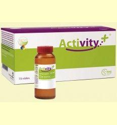 Activity + Aporte de Energía - Masterdiet - 15 viales