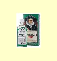Aceite 102 hierbas - Dr. Föster - 100 ml
