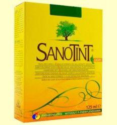 Tinte Sanotint Light - Rubio Ámbar 76 - 125 ml