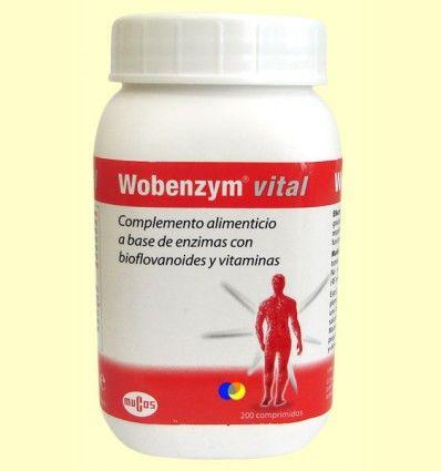 Wobenzym® vital - Diafarm - 200 comprimidos