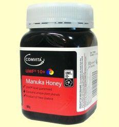 Miel de Manuka de Nueva Zelanda UMF 10+ - Comvita - 500 gramos