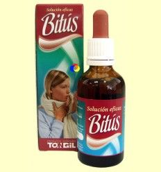Bitús - Expectorante - Tongil - 50 ml