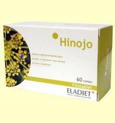 Hinojo Fitotablet - Eladiet - 60 comprimidos