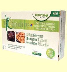 iSlim Active - Controlador del apetito - Biover - 30 cápsulas