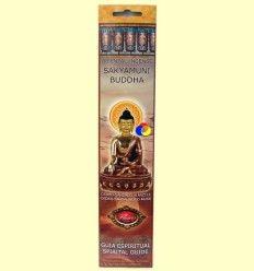 Incienso - Sakyamundi Buddha - Flaires - 16 barras