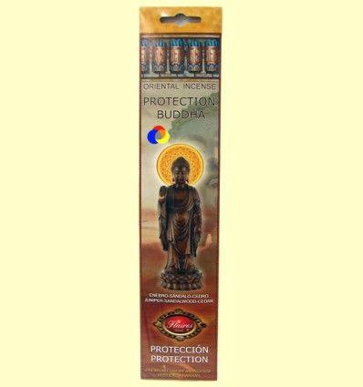Incienso - Protección Buddha - Flaires - 16 barras