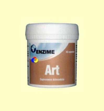 Enzime ART - Articulaciones - Enzime - 60 cápsulas
