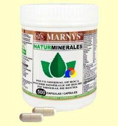 ¨Naturminerales - Marnys - 500 capsulas de 700 mg ***301