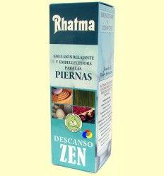 Descanso Zen - Piernas - Rhatma - 250 ml