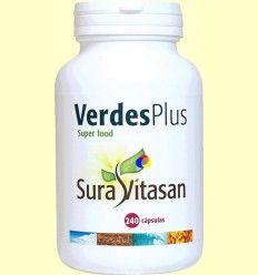 Verdes Plus - Sura Vitasan - 240 cápsulas