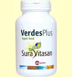 Verde Plus Polvo - Sura Vitasan - 266 gramos *