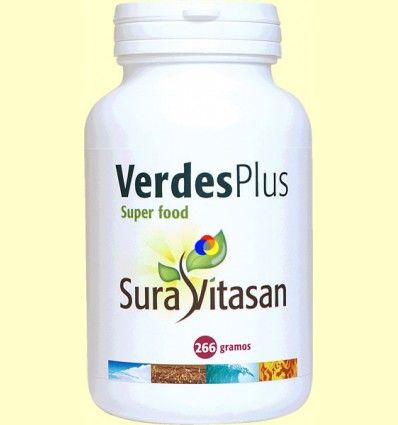 Verde Plus Polvo - Sura Vitasan - 266 gramos