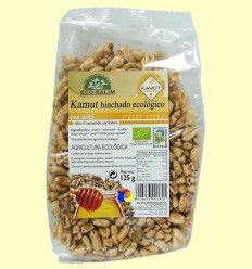 Kamut hinchado ecológico con miel - Eco-Salim - 125 gramos