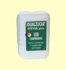 Igualzucar Stevia Plus - 100 comprimidos