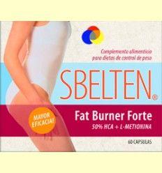 Sbelten Fat Burner Forte - Dieticlar - 60 cápsulas