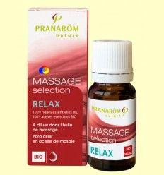 Relax - Masaje Selección - Pranarom - 10 ml
