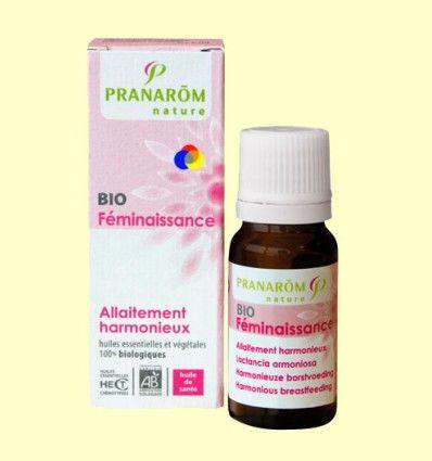 Lactancia armoniosa - Bio Féminaissance - Pranarom - 5 ml