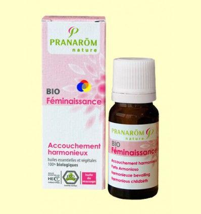 Parto armonioso - Bio Féminaissance - Pranarom - 5 ml