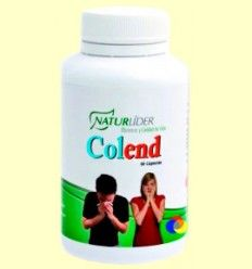 Colend - Resfriados - Naturlider - 60 cápsulas