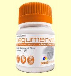 Tegumenvit - Soria Natural - 30 comprimidos