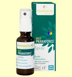Bio Pranaforce Spray - Purifica la atmósfera - Pranarom - 30 ml ******
