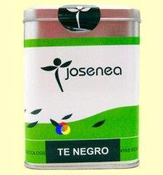 Té Negro - Josenea infusiones ecológicas - 20 pirámides