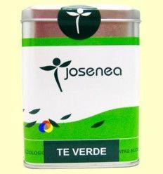 Té Verde - Josenea infusiones ecológicas - 20 infusiones pirámides