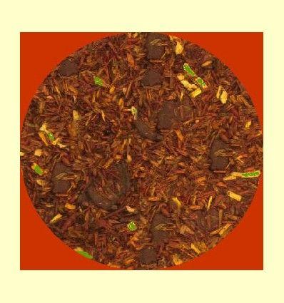 Té Rooibos con Menta y Chocolate - 100 gramos