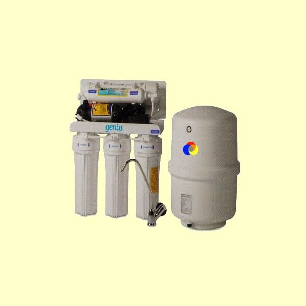 Osmosis inversa dom stica genius 4 75 f aqua y vida - Filtros osmosis inversa domestica ...