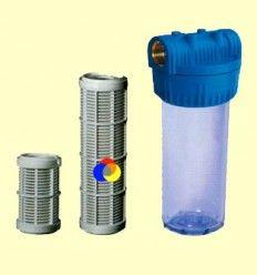Kit Filtro Descalcificador - Aqua y Vida