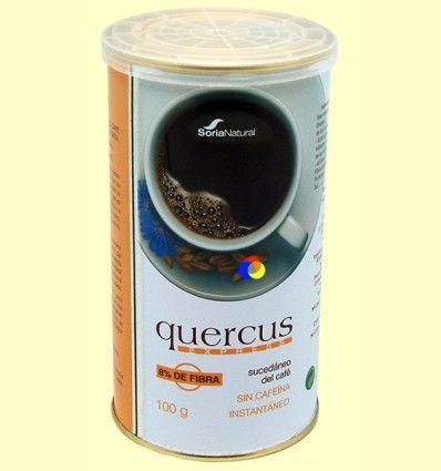 Quercus Express - Sucedáneo de Café - Soria Natural - 100 gramos