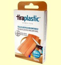 Tiraplastic Apósitos - Tela elástica recortable - 5 unidades