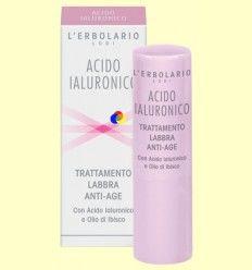 Ácido Hialurónico - Labios - L'Erbolario - 4,5 ml *