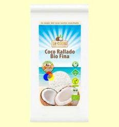 Coco Rallado Bio - Dr Goerg - 300 gramos