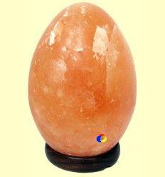 Lámpara de Sal Elíptica Feng Shui