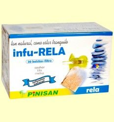 Infu Rela - Pinisan Laboratorios - 20 filtros +*