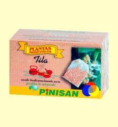 Infusión de Tila - Pinisan Laboratorios - 20 filtros *+